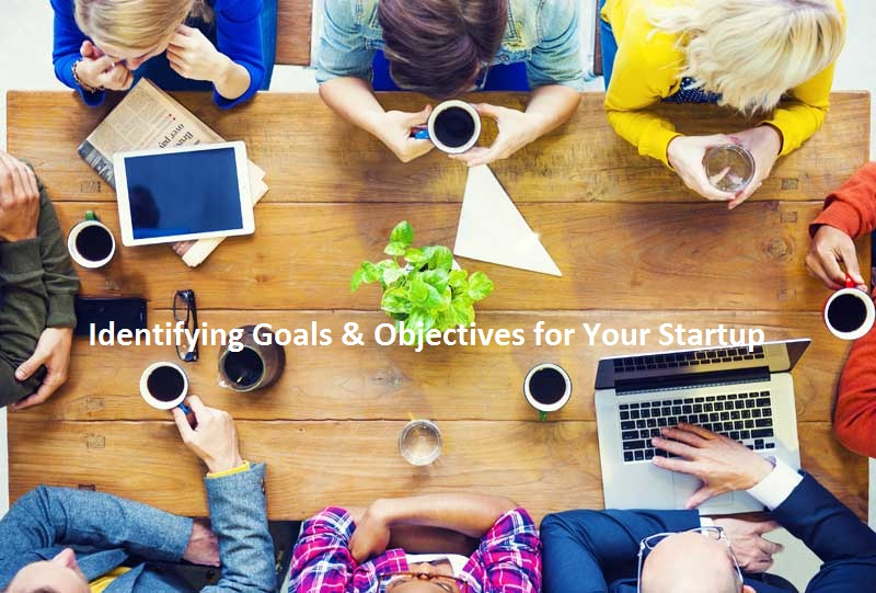 startup goals and objectives