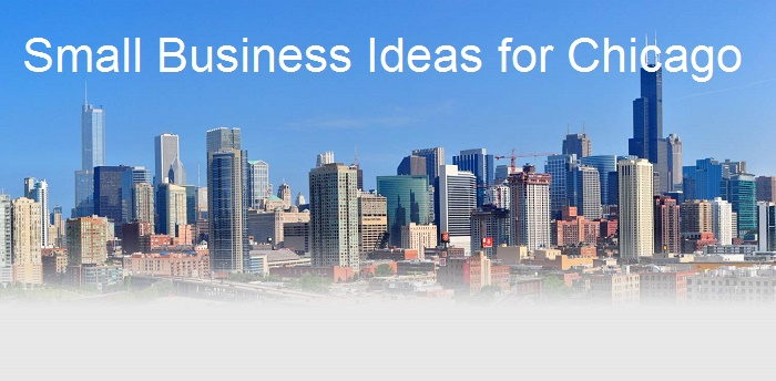 small business ideas chicago