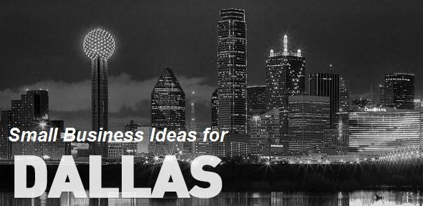 Profitable Small Business Ideas for Dallas