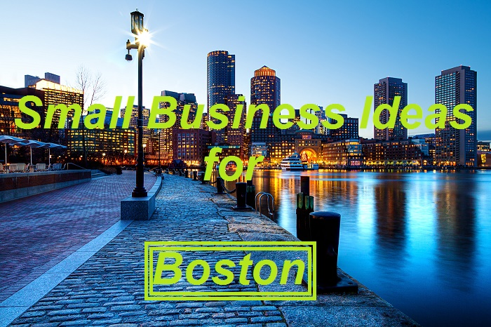 Low Cost Small Business Ideas for Boston