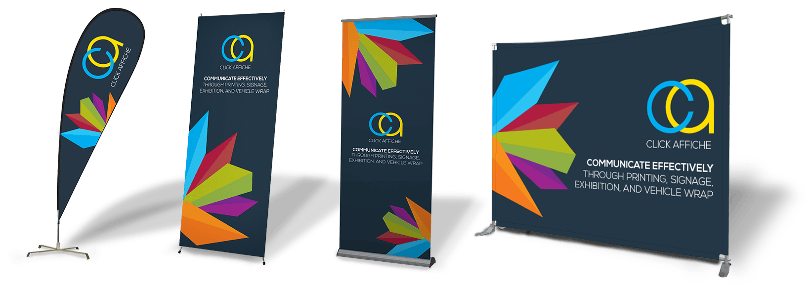 Marketing Exhibition Stand Years : Tips for designing your next outstanding banner stand