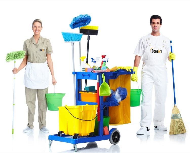 Equipment Needed For Cleaning Business & How to Buy at Best Price