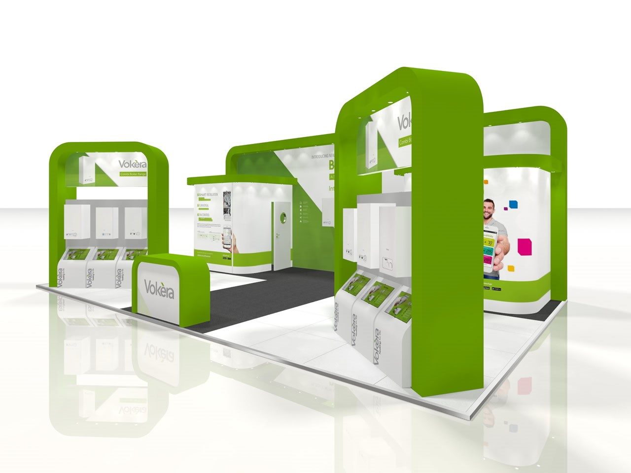 Exhibition Stand Tips : Design tips to make your exhibition stand attractive