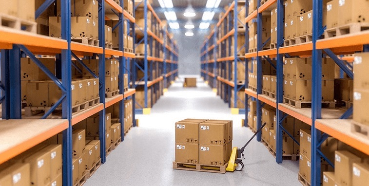 warehousing business