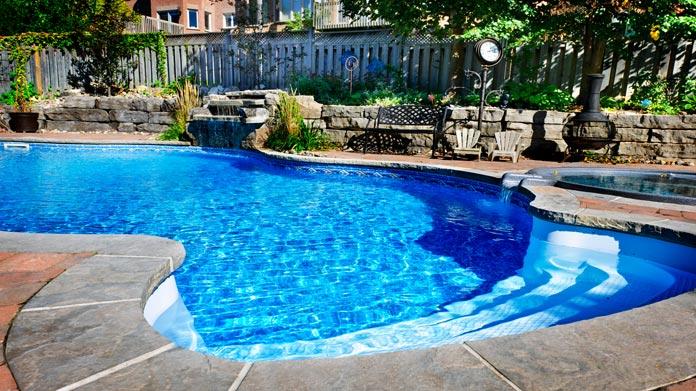 start a swimming pool business