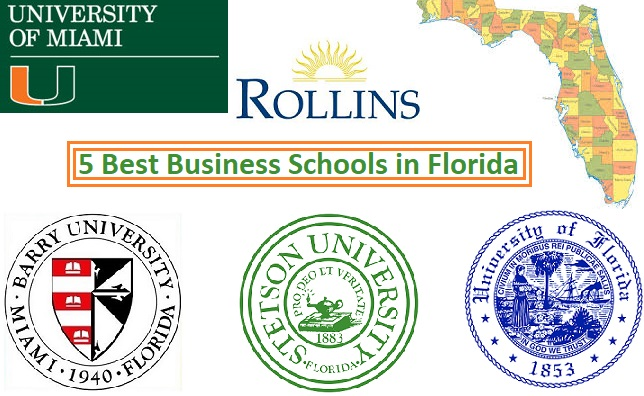 5 Best Business Schools in Florida, United States