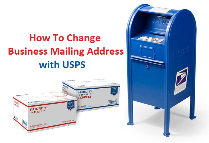how to check change of addresses usps