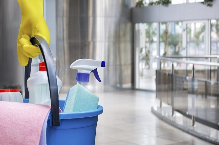 commercial cleaning marketing plan