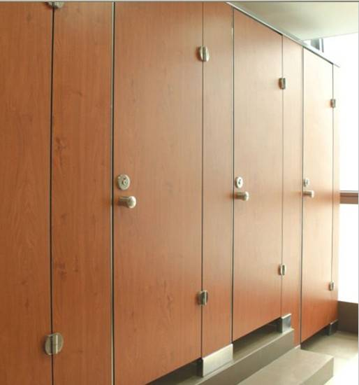 used toilet partitions
