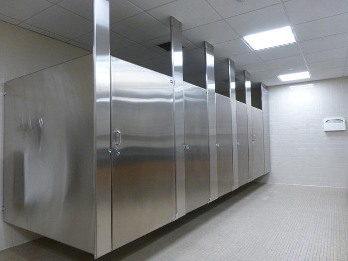 restroom dividers