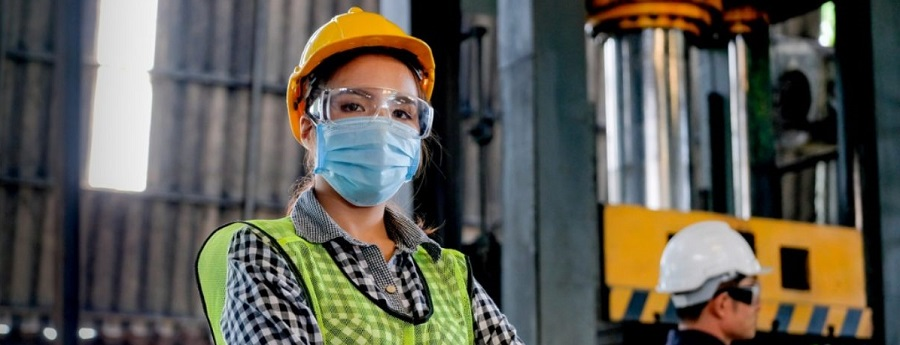 Buying or Making the Right Face Mask for Workplace