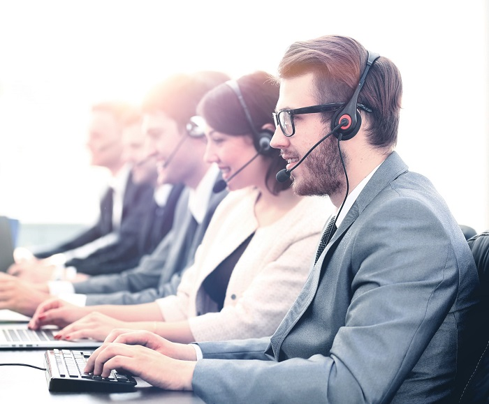 call center reports