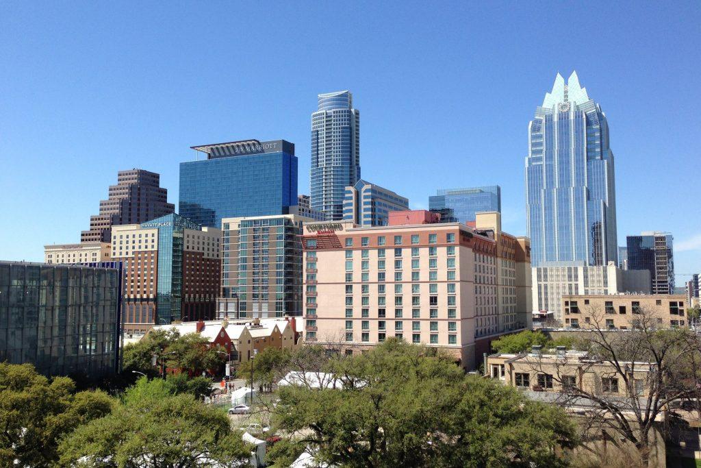 Austin Best City for Startups