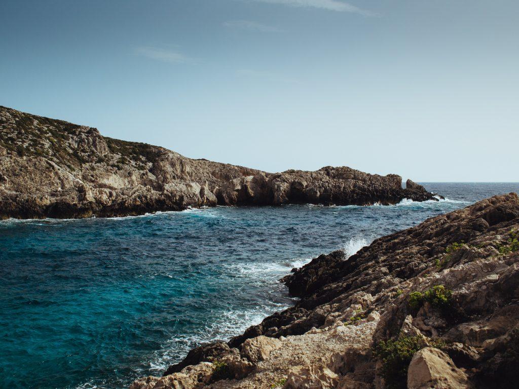 windsurfing mediterranean