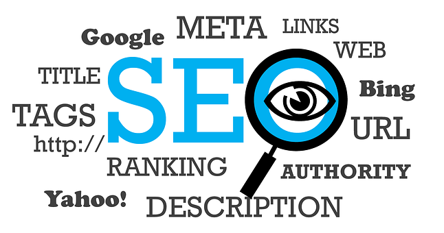 SEO and its related words