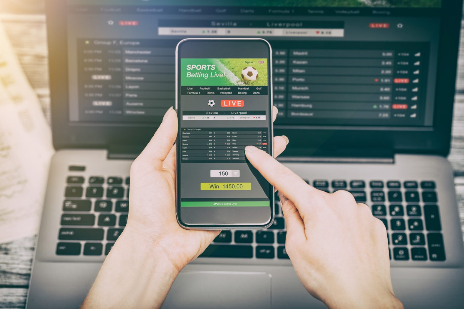 How to Become a Bookie and Start Your Own Business ...