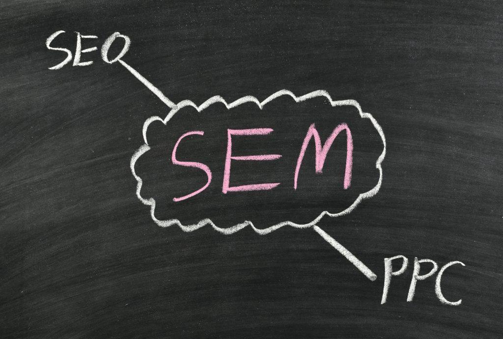 SEM on blackboard