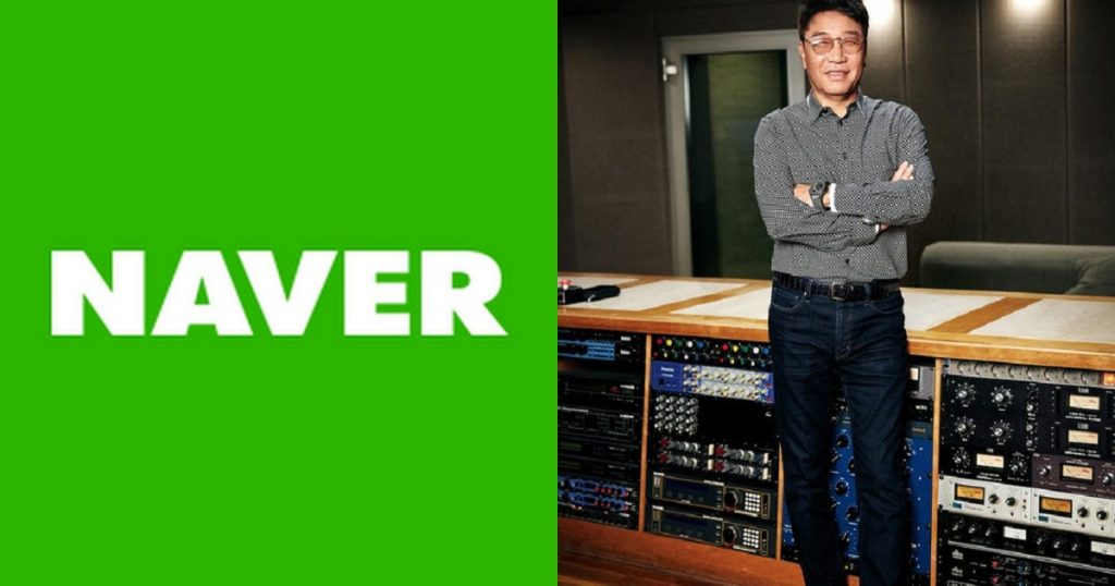Naver company owner