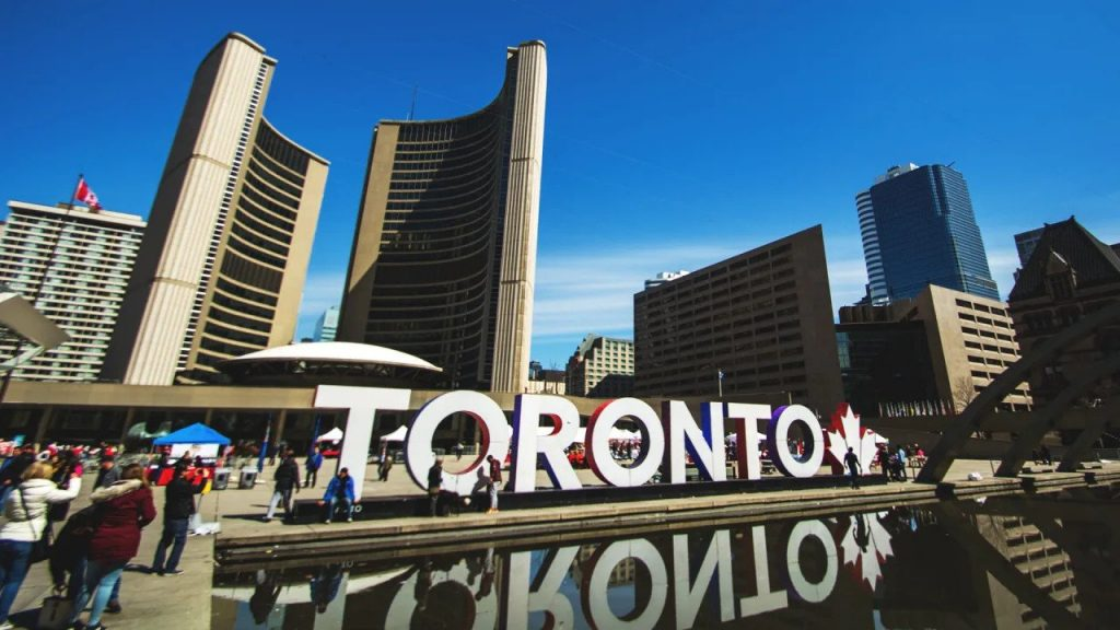 Toronto is the next Silicon Valley