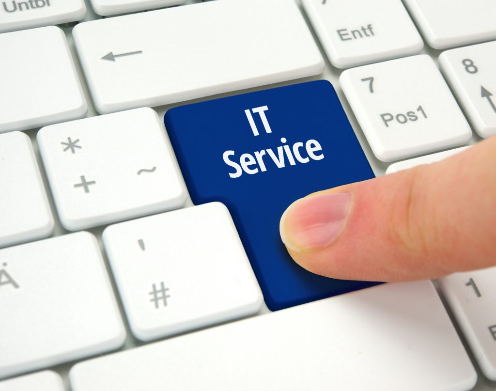 IT Service button