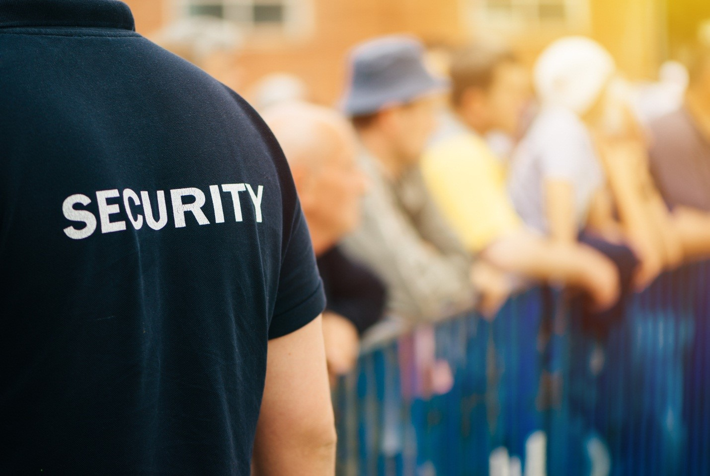 security personnel