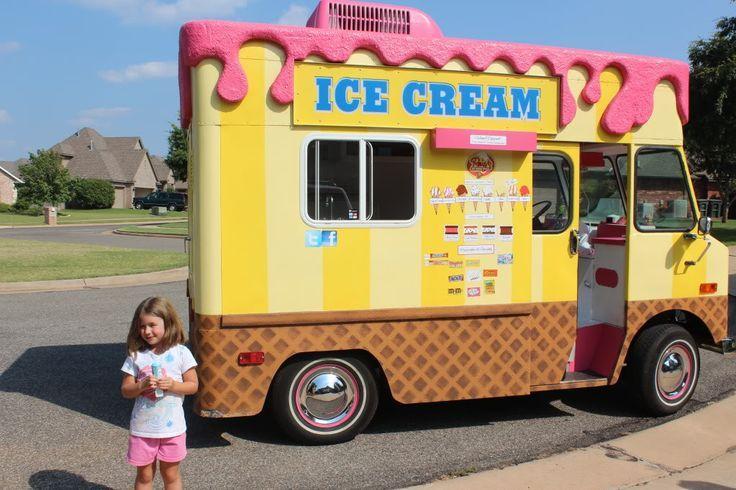 Ice Cream Truck Design