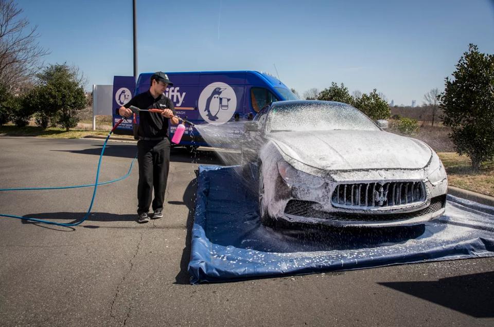Mobile Car Wash Company