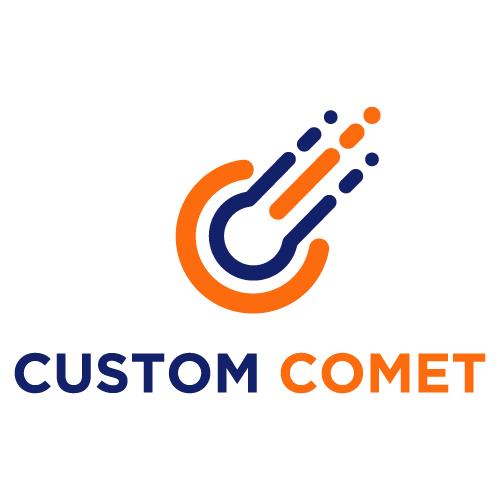customcomet logo
