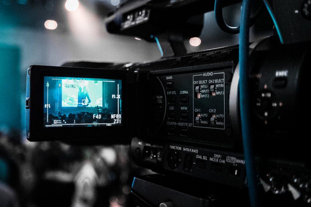 a video recorder