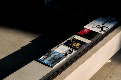 brochures and leaflets