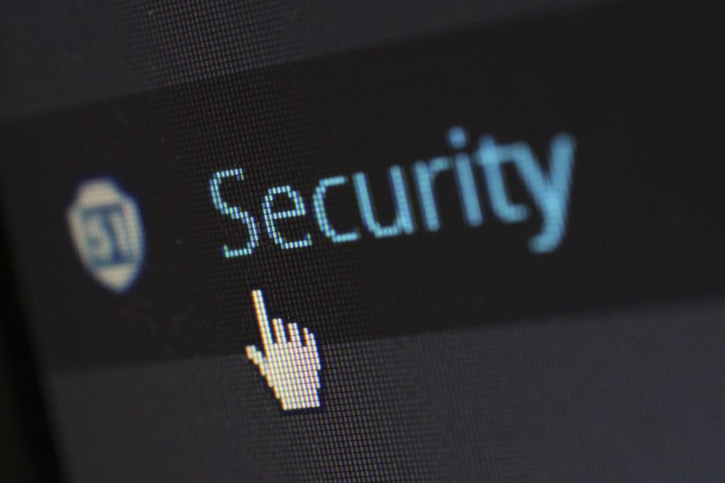 the word security